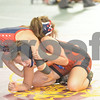 2014 USAW Jr Women`s FS Nationals<br /> 117 - Cons. Round 2 - Kayla Mesar (North Carolina) won by tech fall over Tori Goodale (Iowa) (TF 10-0)