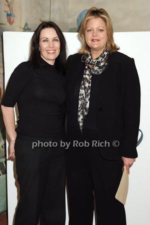 Denise McVey, Jane Elfers  photo by Rob Rich © 2008 robwayne1@aol.com 516-676-3939