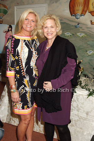 Kathleen McFeeters, Debra DuNeier photo by Rob Rich © 2008 robwayne1@aol.com 516-676-3939