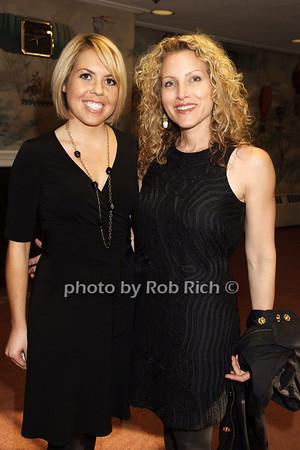 Jaclyn Wagner, Stacy Esser photo by Rob Rich © 2008 robwayne1@aol.com 516-676-3939