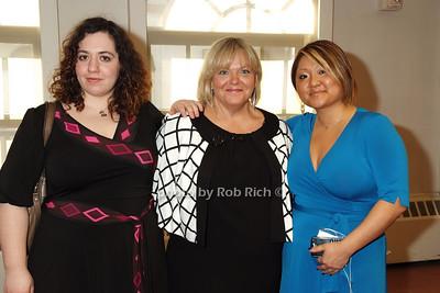 Christine Galasso, Carol Ientile, Nancy Schuster photo by Rob Rich © 2008 robwayne1@aol.com 516-676-3939