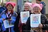 Women's March on Olympia, Washington USA<br /> January 21, 2017