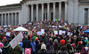 Women's March on Olympia, Washington USA<br /> January 21, 2017