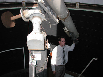 Jayson Kowinski teaches Astronomy and Physics at Woodland Hills High in Churchill Borough, PA.