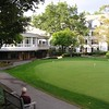 This is the putting green at the Woodstock Inn, where we spent two nights.