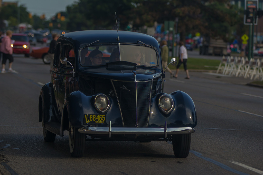 . The 2014 Woodward Dream Cruise - Photos by Dylan Dulberg/Special to the Oakland Press