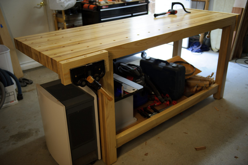 Workbench - Ash