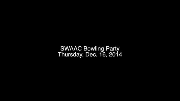 SWAAC - Bowling 2016 & 2015
