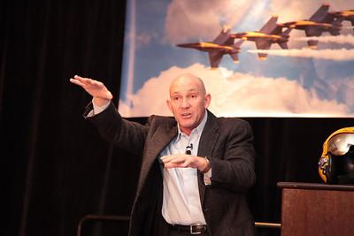 John Foley at USCC Leadership Meeting