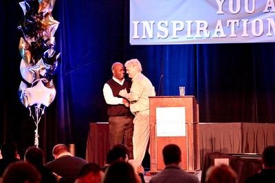 Ron McMillan at Kathy's 2012 Leadership Meeting