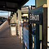 This is the NJ Transit Edison station. By Tuesday I had had enough of NJ and decided to get into Manhattan. The train ride is about 1 hour, which is about as long as it had taken to get a taxi to pick me up the day before (called like 20 companies but no one would come get me where I was).