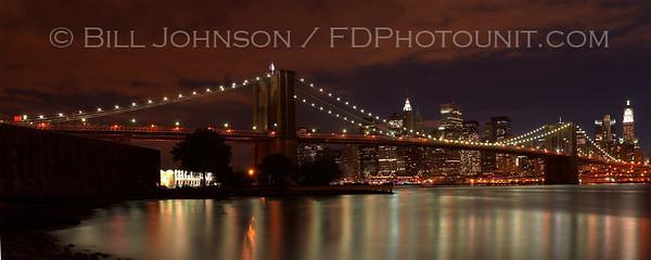 Taken on 9/15/2007 from the Brooklyn Bridge Promanade.