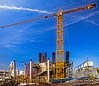 Point Loma Waste Treatment Facility<br /> by Jack Foster Mancilla - LensLord™  by Jack Foster Mancilla - LensLord™<br /> Crane