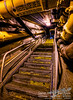 Up The Sludge Line Staircase - Point Loma Waste Treatment Facility<br /> by Jack Foster Mancilla - LensLord™