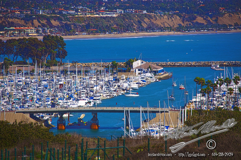 Dana Point Harbor <br /> One Day Road Trip - Beach Cities from Encinitas to Mulholland Drive.<br /> by Jack Foster Mancilla - LensLord™