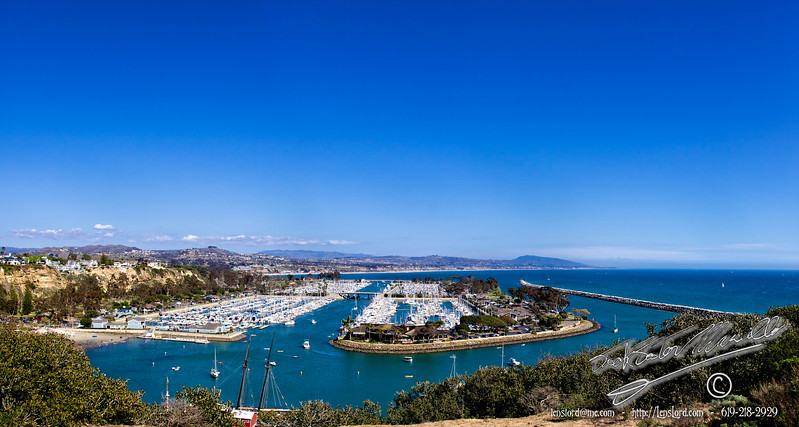 Dana Point Overlook<br /> One Day Road Trip - Beach Cities from Encinitas to Mulholland Drive.<br /> by Jack Foster Mancilla - LensLord™
