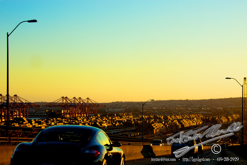 One Day Road Trip - Beach Cities from Encinitas to Mulholland Drive.<br /> by Jack Foster Mancilla - LensLord™<br /> _MG_6115