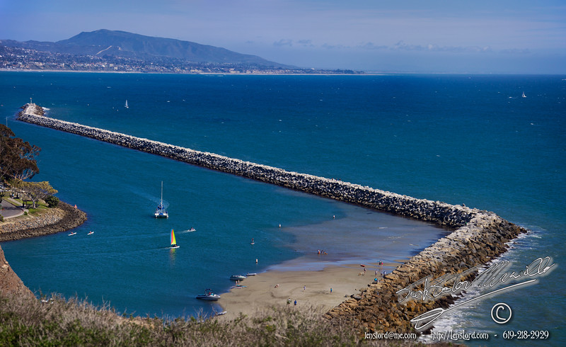 Playa De Dana Point <br /> One Day Road Trip - Beach Cities from Encinitas to Mulholland Drive.<br /> by Jack Foster Mancilla - LensLord™