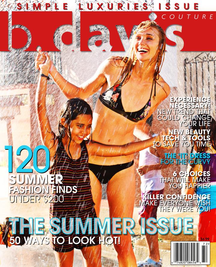 b. davis magazine cover Jelly Bean Howie / Los Carobas, Puerto Rico
