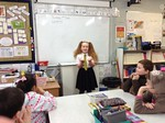 5C enjoy a game of book charades