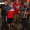 Troy Henshaw, David Cole, Greg Gant and Brady LaFollette.