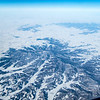 From Beijing to Newark over the North Pole