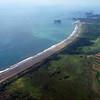 Flight from Quepos to Puerto Jimenez, Costa Rica