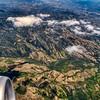 Costa Rica, ready to land in San Jose
