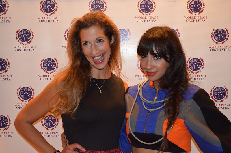 Jackie Cruz With Alicia Reiner