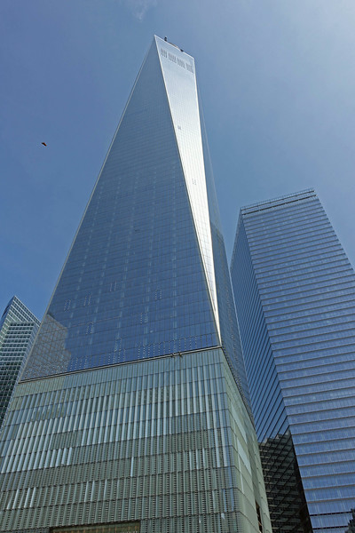Freedom tower south side