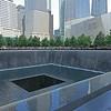 South memorial pool looking northwest.