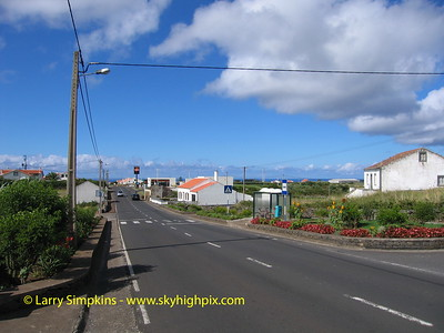 Santa Maria, Azores Islands, August 2006. Image# 001