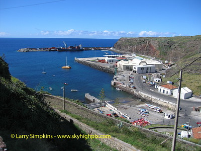 Santa Maria, Azores Islands, August 2006. Image# 011