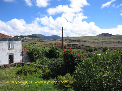 Santa Maria, Azores Islands, August 2006. Image# 030