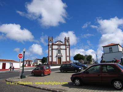 Santa Maria, Azores Islands, August 2006. Image# 003