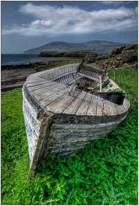 Old Boat, Scotland