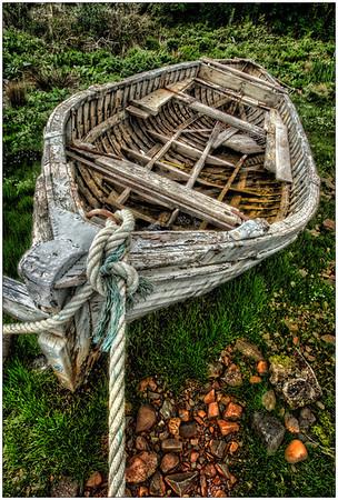 Lone Boat, Scotland