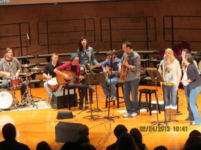 Morris Community Church Worship Team...  http://www.morrischurch.com/newsletter/MCC_March_2013.pdf