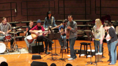 "Morris Community Church worship team leads the 1 hour time of Praise & Worship with ""Our God is Love""... Our God Is Love-Hillsong-A Beautiful Exchange  http://youtu.be/K0KtmB5ltSg   Hillsong - Our God Is Love Lyrics  Artist: Hillsong  Album: A Beautiful Exchange  Genre: Soundtrack Read more at http://www.songlyrics.com/hillsong/our-god-is-love-lyrics/#pDd3UhkvbWmkuZPW.99 http://www.songlyrics.com/hillsong/our-god-is-love-lyrics/"