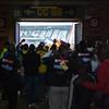 Cameroonian fans packing into Loftus Versfeld for Cameroon - Denmark, June 19