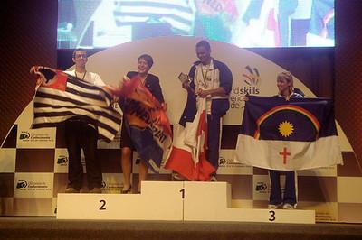 Anne Hövels wint zilver voor Restaurant Service