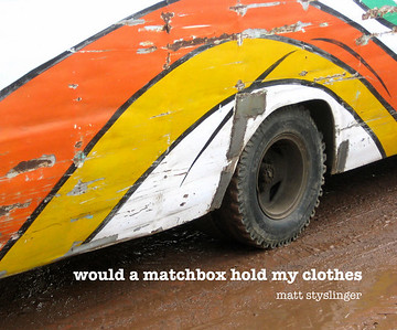 would a matchbox hold my clothes