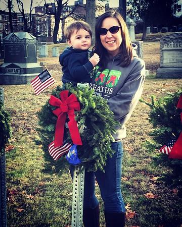 Wreaths Across America 2015