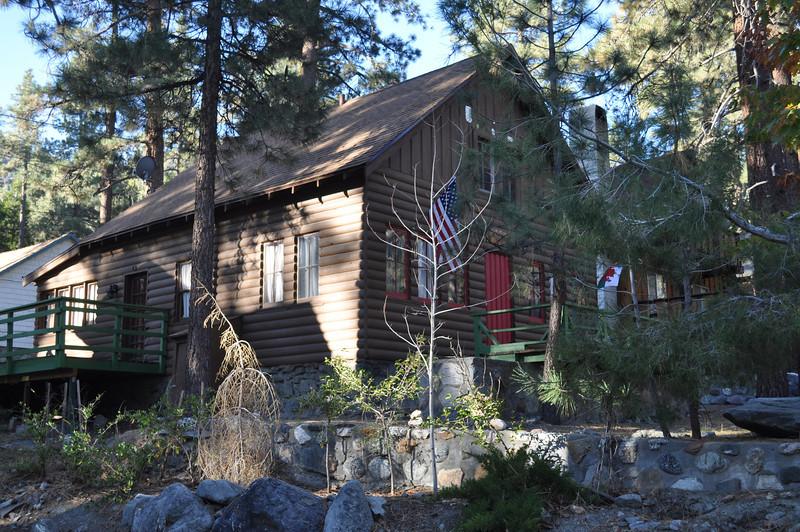 the Snowdonia casa