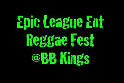 Mandy Moore Reggae Fest Nov 18