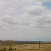This is a failed attempt to capture the size of the sky out in Wyoming.
