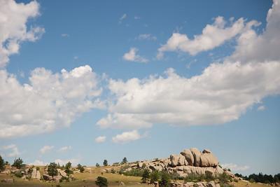 Wyoming - Day 1 and Vedauwoo
