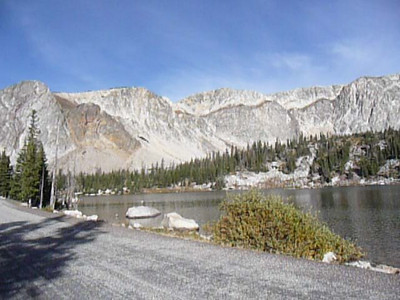 Wyoming Hunt 2010