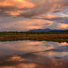 Oxbow Bend sunset reflections 2