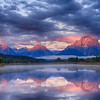 Oxbow Bend sunrise 1